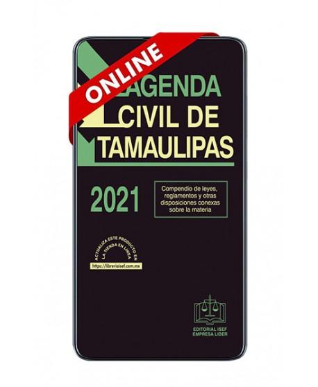 SWF Agenda Civil de Tamaulipas 2021 ULTIMA EDICION ONLINE