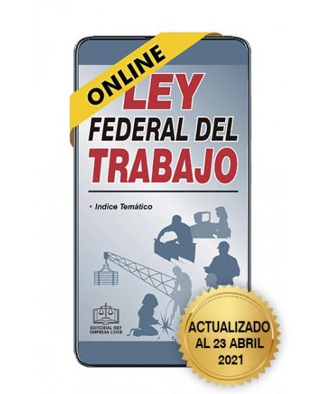 SWF Ley Federal del Trabajo 2021 ULTIMA EDICION ONLINE
