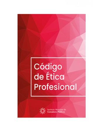 Código de Ética profesional...