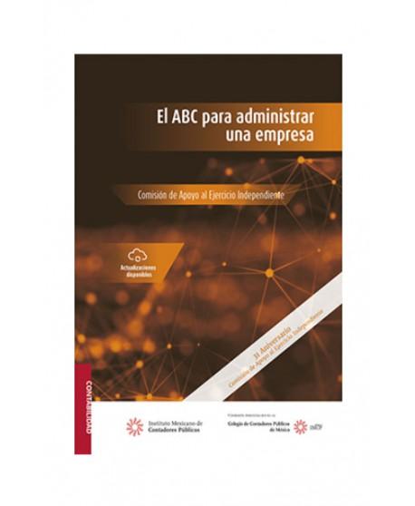 El ABC para administrar una empresa (IMCP)