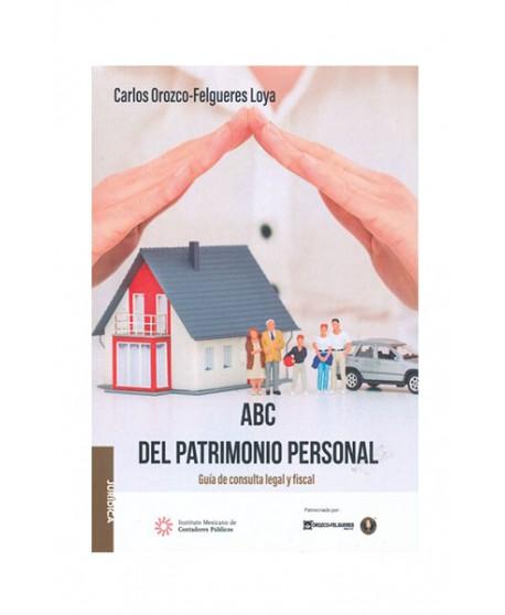 ABC del patrimonio personal (IMCP)