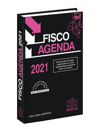 Fisco Agenda 2021 Edición...