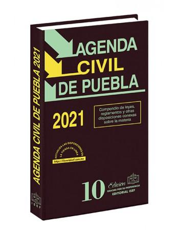 Agenda Civil del Estado de...