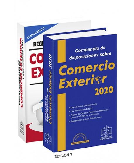 Compendio de Comercio Exterior 2020 (Promoción Especial) y Complemento 2021