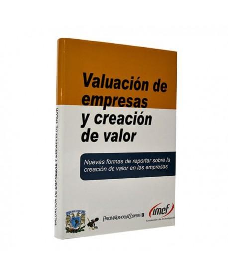 Valuación de Empresas y Creación de Valor (Pasta Dura)