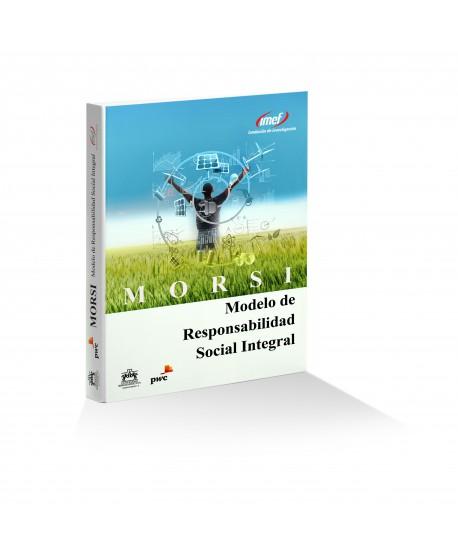 MORSI  Modelo de Responsabilidad Social Integral (Pasta Suave)