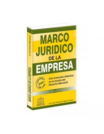 Marco Jurídico de la Empresa 2015